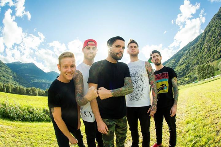 A Day To Remember @ Rock City Campgrounds @ Charlotte Motor Speedway - Concord, NC