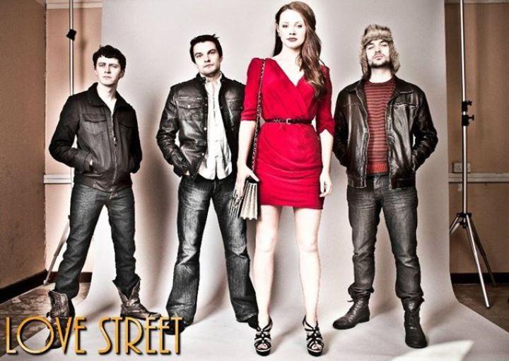 LOVE STREET Tour Dates