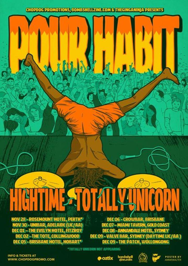 Pour Habit @ Rosemount Hotel - Perth, Australia
