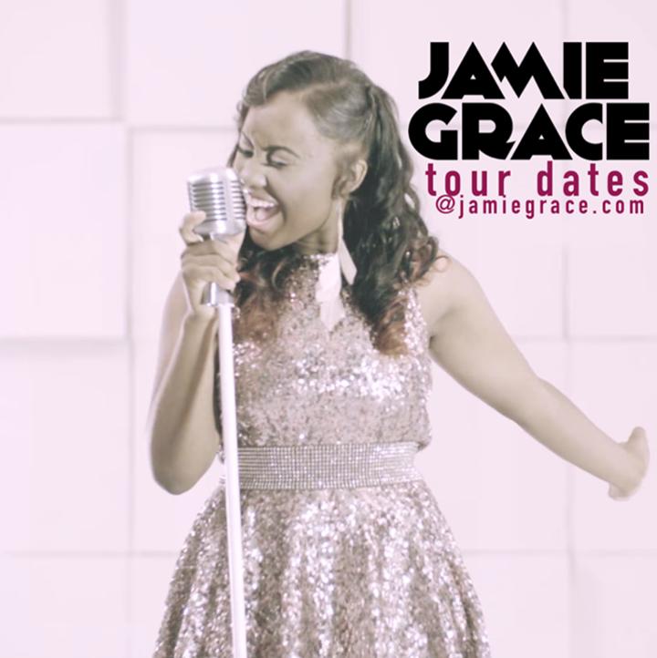 Jamie-Grace @ Ichthus Festival - Lexington, KY