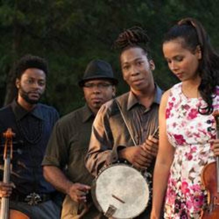Carolina Chocolate Drops @ Mystic Theatre - Petaluma, CA