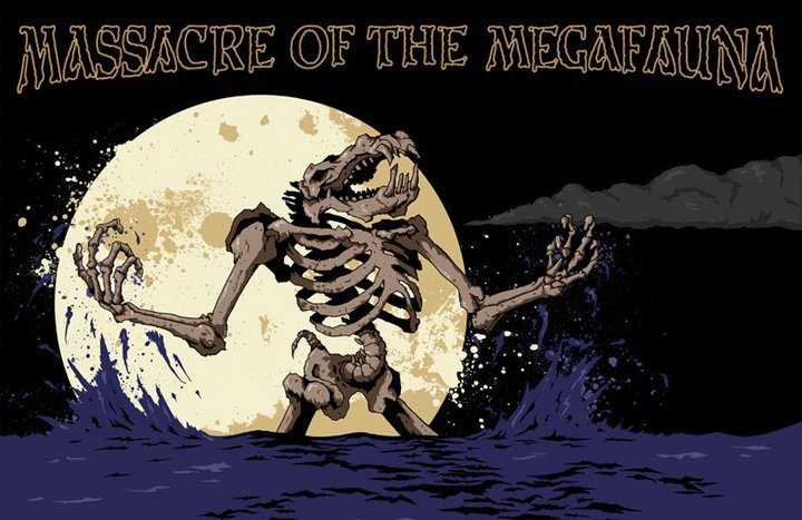 Massacre of the Megafauna Tour Dates