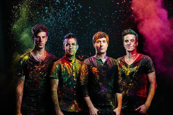 Hawk Nelson @ Countryside Free Methodist Church - Sandusky, MI