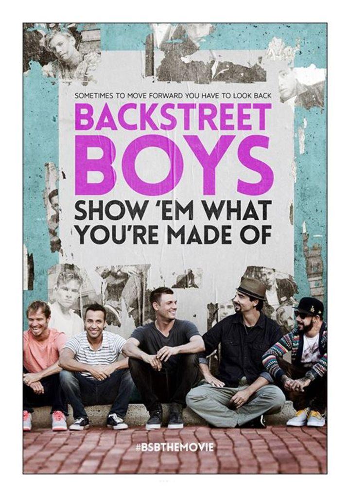 Backstreet Boys @ Verizon Wireless Amphitheatre Charlotte - Charlotte, NC
