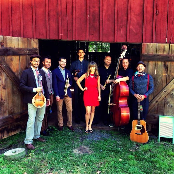 the Dustbowl Revival @ Harvelles - Long Beach, CA