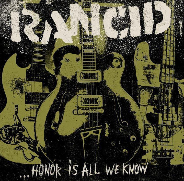 Rancid @ South Side Music Hall - Dallas, TX