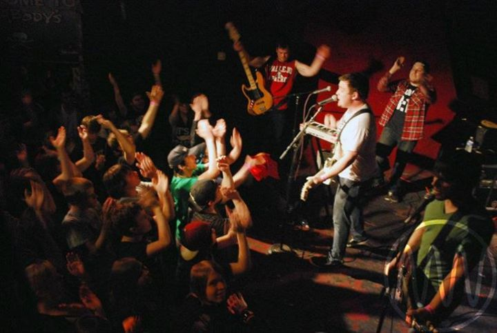 Call it Fiction @ Peabody's w/ Hit The Lights, AL4W, With The Punches, State Champs - Cleveland, OH