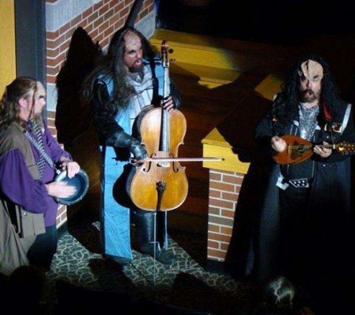 Il Troubadore Klingon Music Project @ Louisville Ramada Plaza Hotel and Conference Center - Louisville, KY