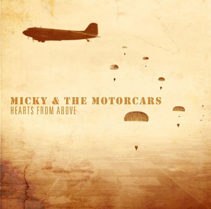 Micky & the Motorcars @ Texas Music Theater - San Marcos, TX