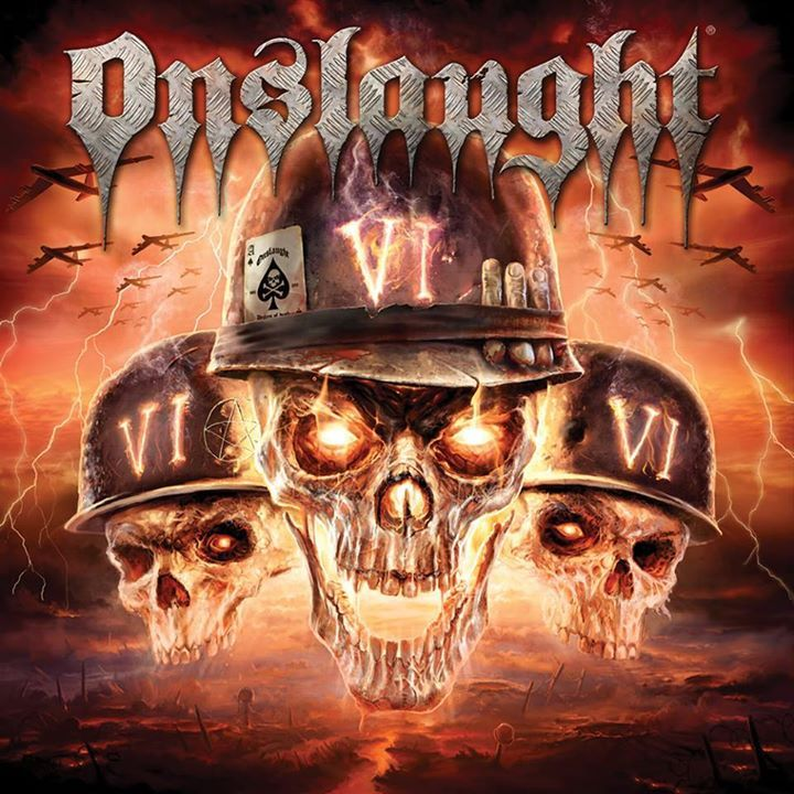 Onslaught @ Bang Your Head Festival - Balingen, Germany