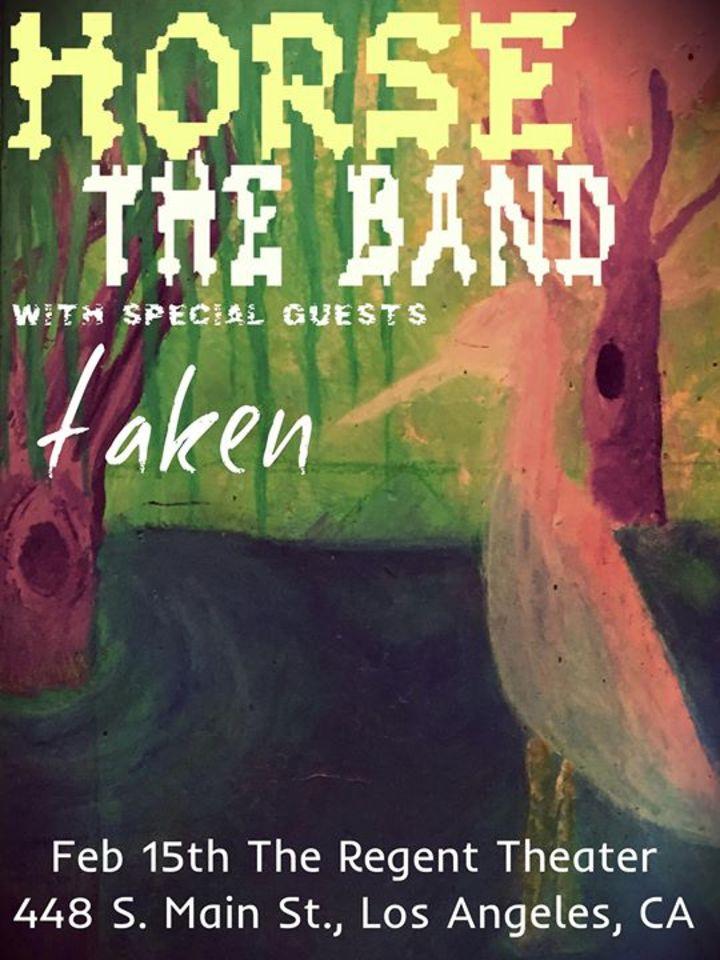HORSE the band @ MAC'S BAR - Lansing, MI