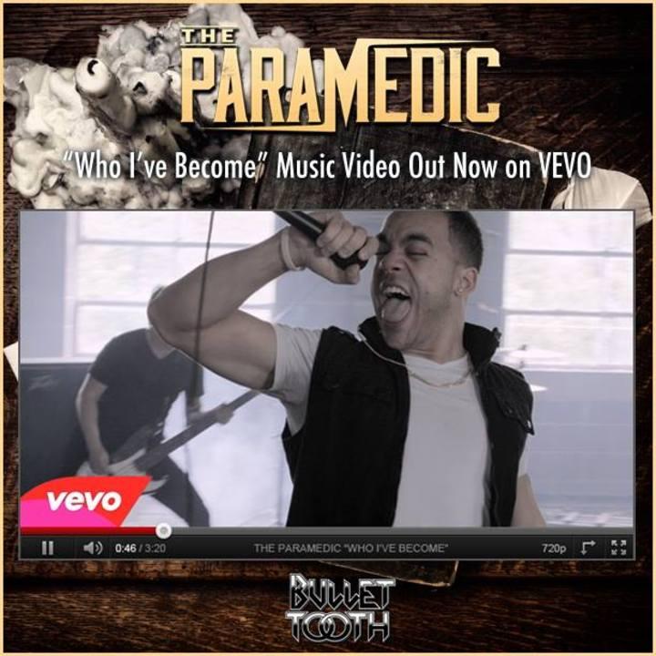 The Paramedic @ Mojo Main - Newark, DE
