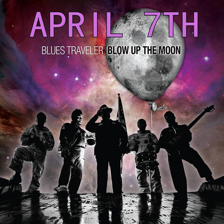 Blues Traveler @ Arizona Bike Week (HandleBar Saloon)  - Scottsdale, AZ