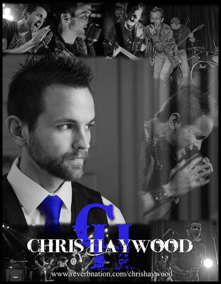 Chris Haywood Tour Dates