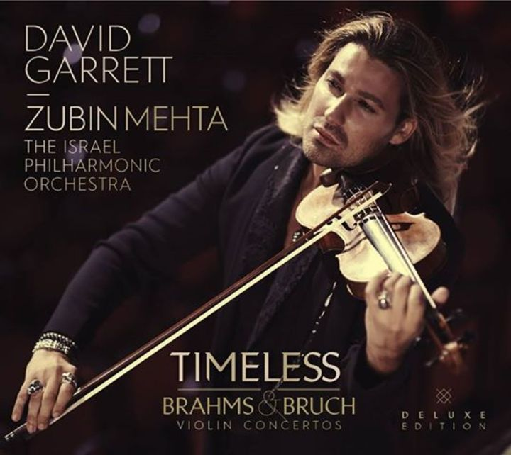 David Garrett @ Auditorio Banamex - Monterrey, Mexico