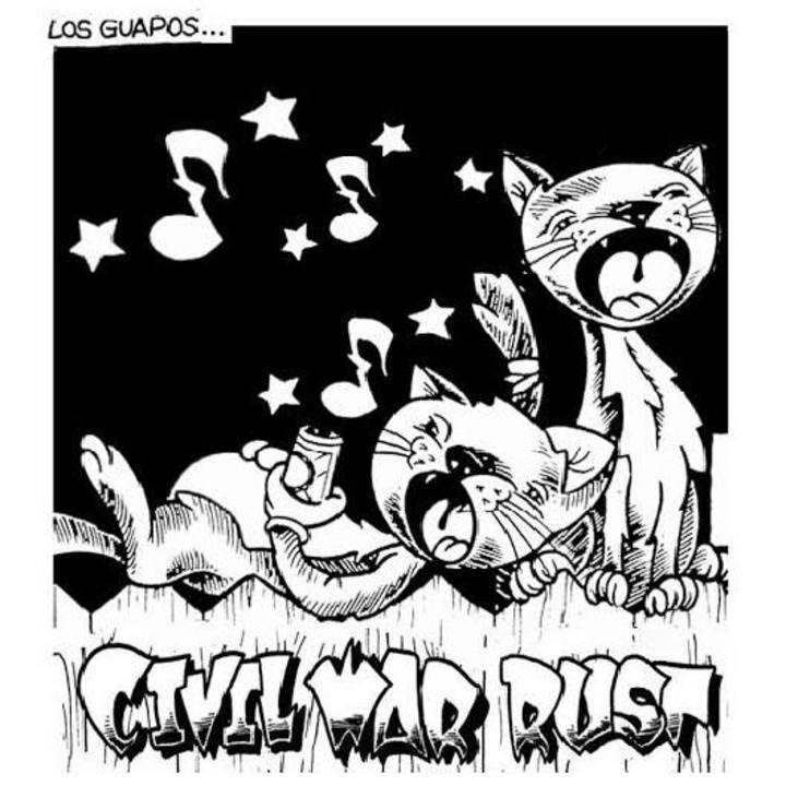 Civil War Rust @ Stork Club - Oakland, CA