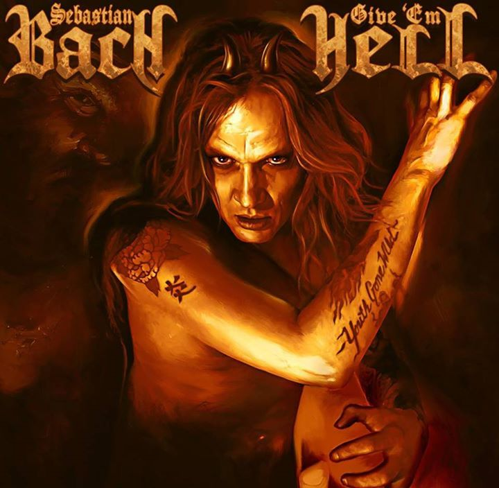 Sebastian Bach @ i wireless Center - Moline, IL