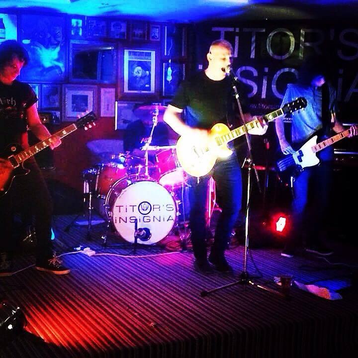 Titors Insignia @ Brixton Jamm - London, United Kingdom