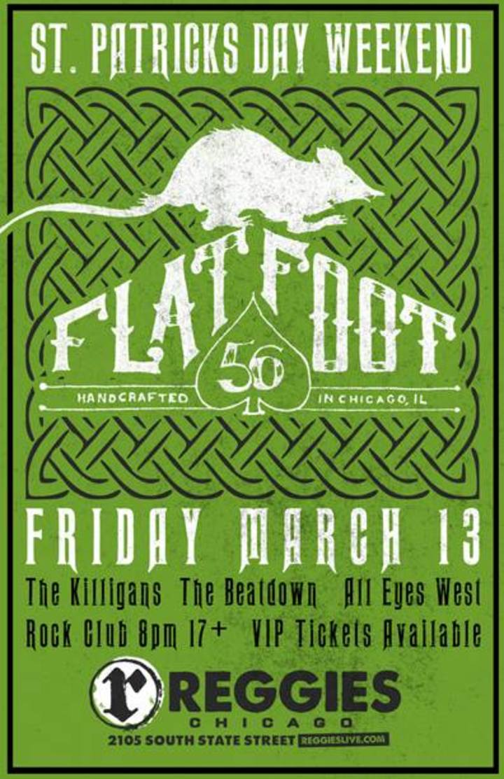 Flatfoot 56 Tour Dates