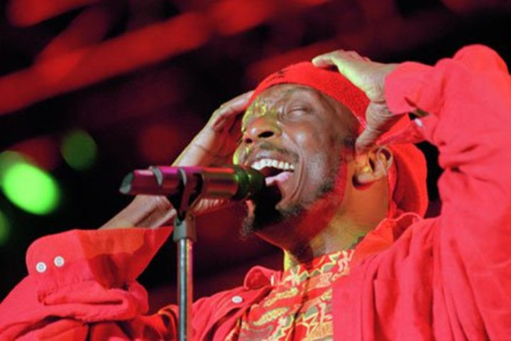 Jimmy Cliff @  Rio Loco - Toulouse, France
