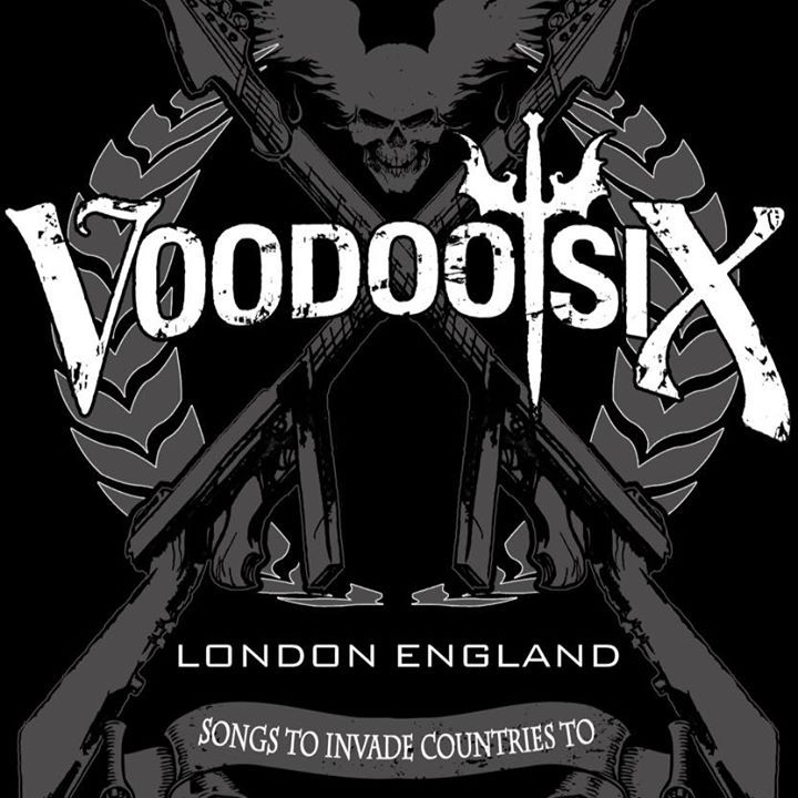 Voodoo Six @ Think Tank - Newcastle Upon Tyne, United Kingdom