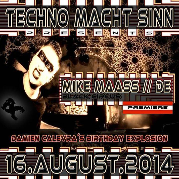 Mike Maaß Tour Dates