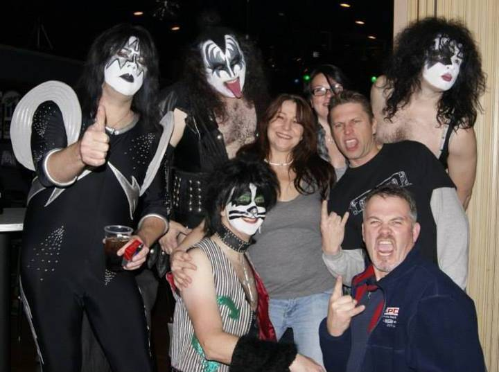 KISS LIVE - A Tribute to KISS Tour Dates