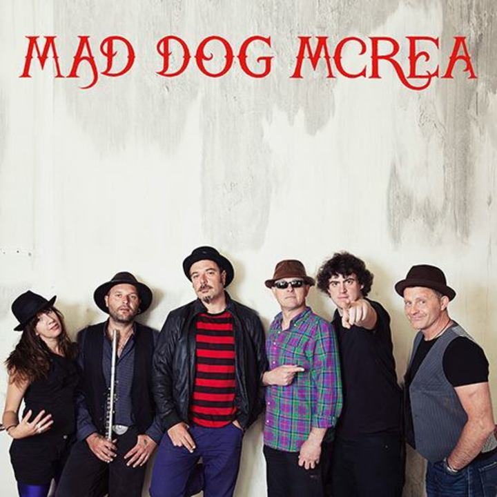 Mad Dog Mcrea @ The Plough Arts Centre - Great Torrington, Uk