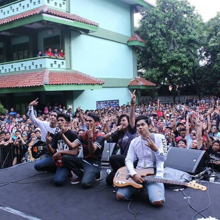 Starlit (Jakarta pop Punk) Tour Dates