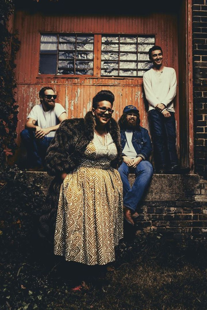 Alabama Shakes @ Orange Peel - Asheville, NC
