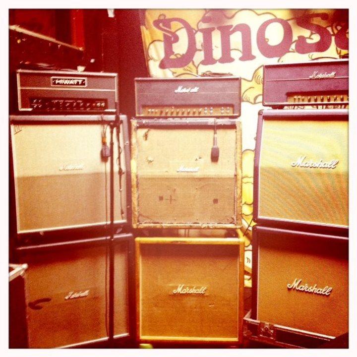 Dinosaur Jr. @ The Glass House - Pomona, CA