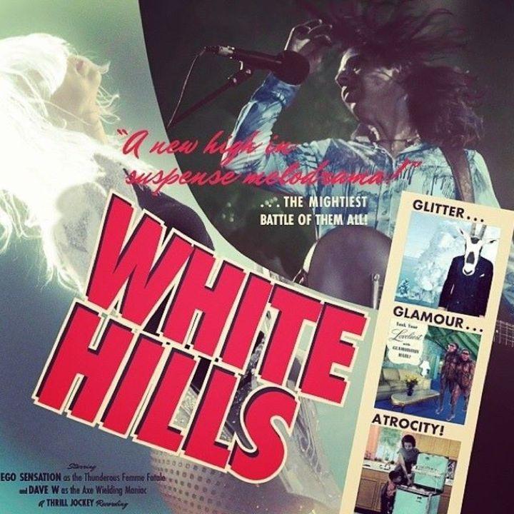 White Hills @ EKKO - Utrecht, Netherlands