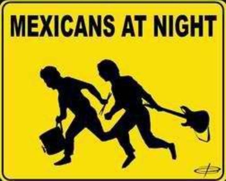 Mexicans At Night Tour Dates