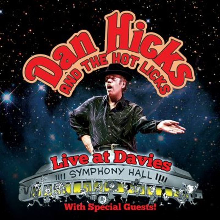 Dan Hicks @ The Coach House - San Juan Capistrano, CA