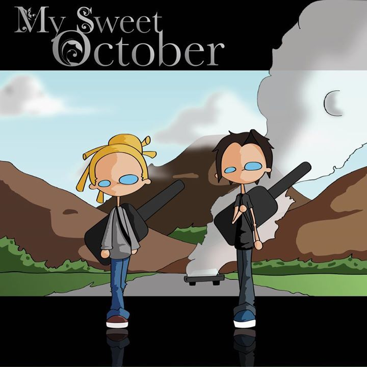 My Sweet October @ Le Chabada - Angers, France