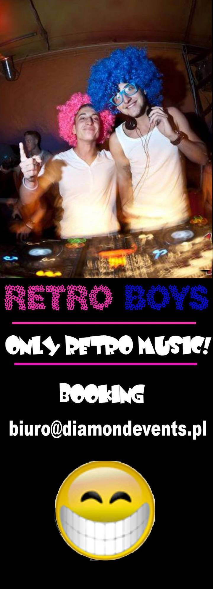 Retro Boys Tour Dates