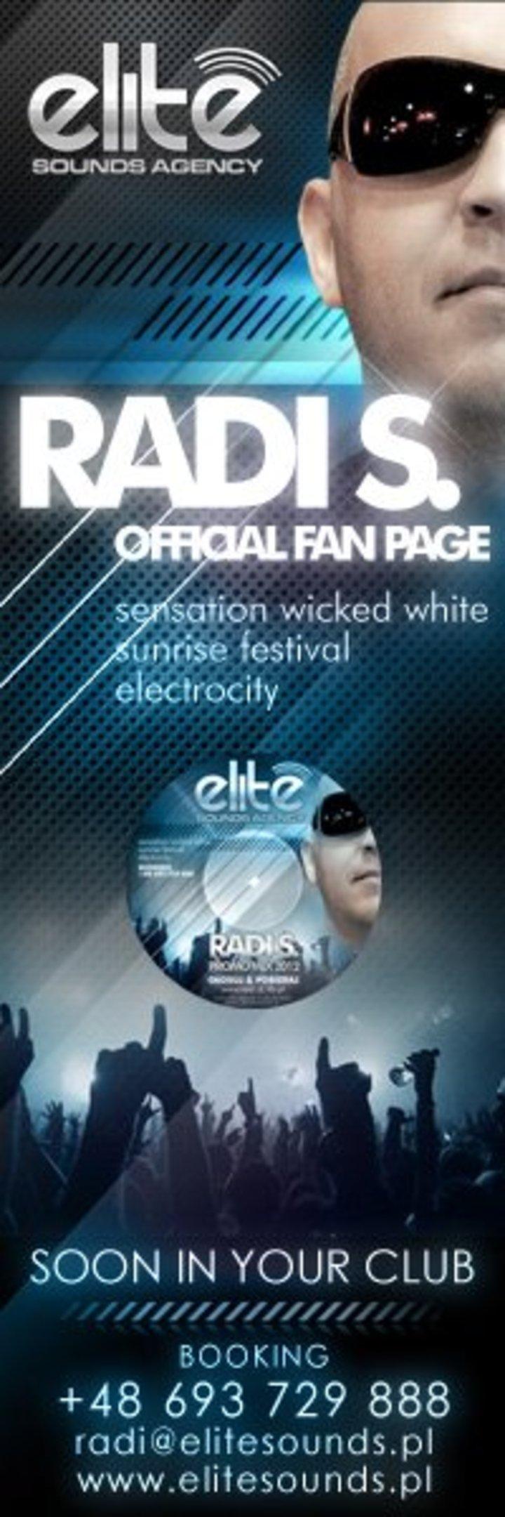 Radi S. [Elite Sounds Agency] Tour Dates