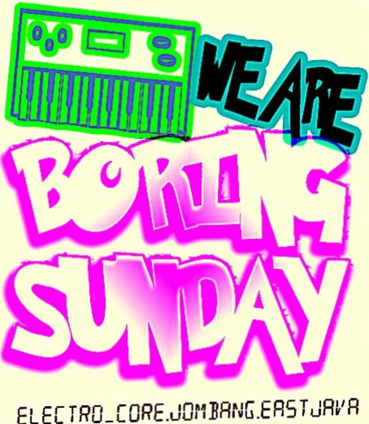 Boring Sunday Tour Dates