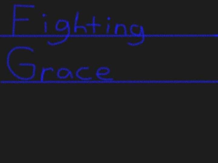 Fighting Grace Tour Dates