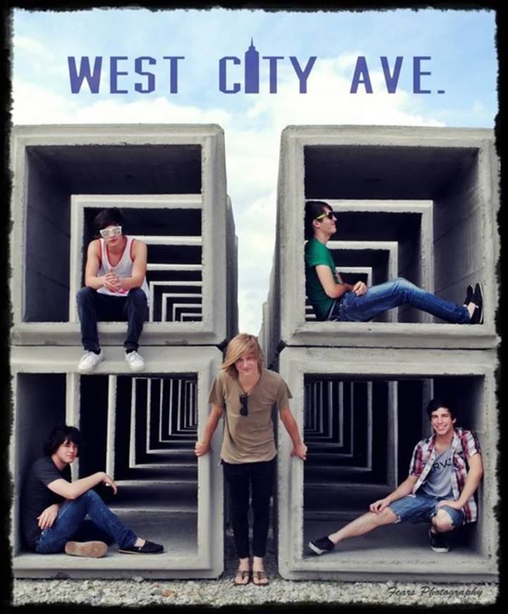 West City Avenue Tour Dates
