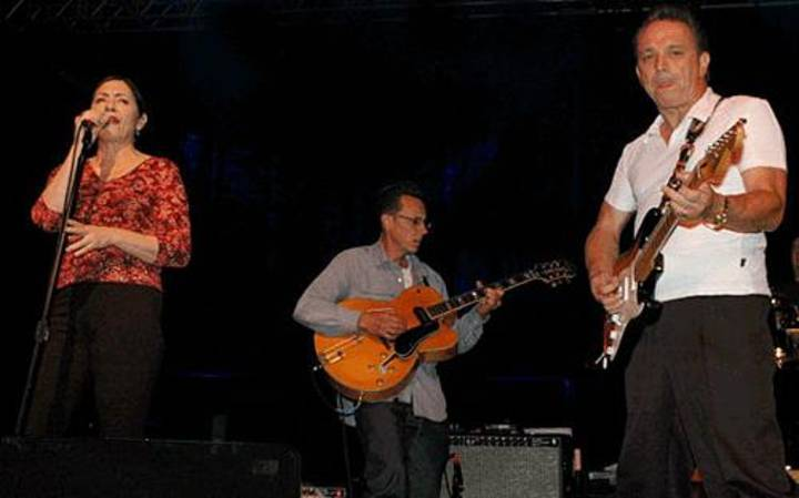 Jimmie Vaughan and the Tilt-A-Whirl Band @ The Kessler - Dallas, TX
