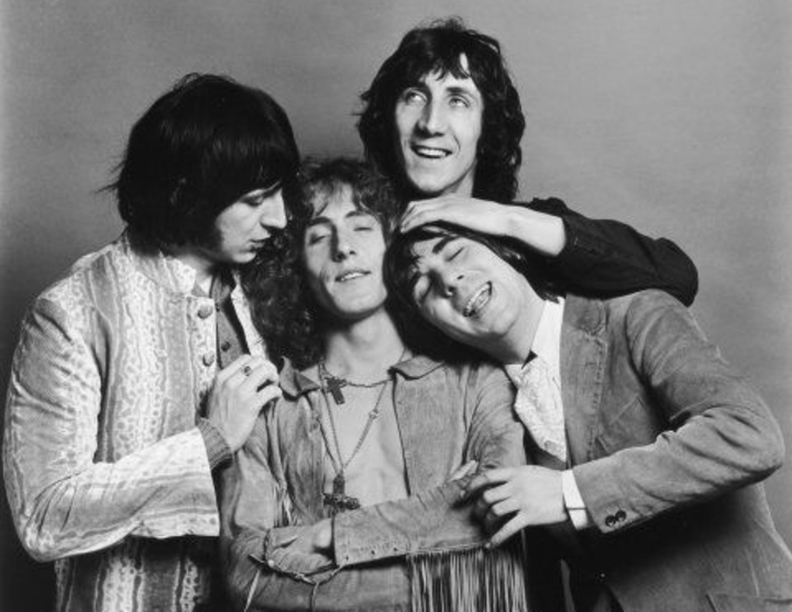 The Who @ Wembley Arena - London, United Kingdom