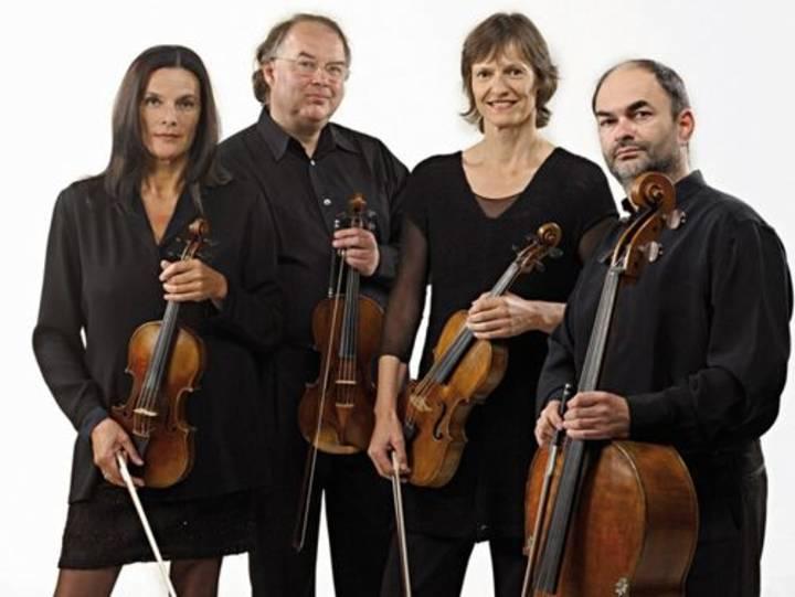 Quatuor Mosaiques @ Jane Mallett Theatre - Toronto, Canada