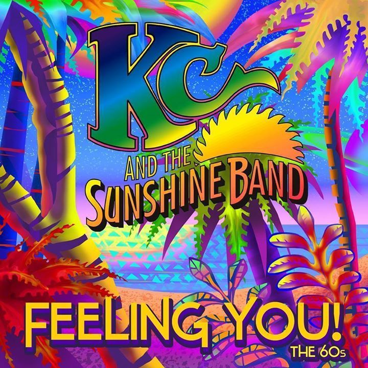 KC and The Sunshine Band @ Baton Rouge River Center Arena - Baton Rouge, LA