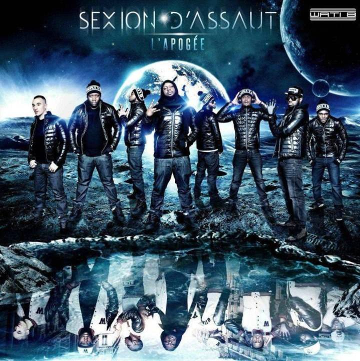 Sexion D'Assaut  officiel Tour Dates