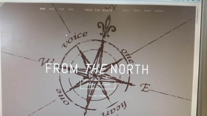 From the North Band Tour Dates