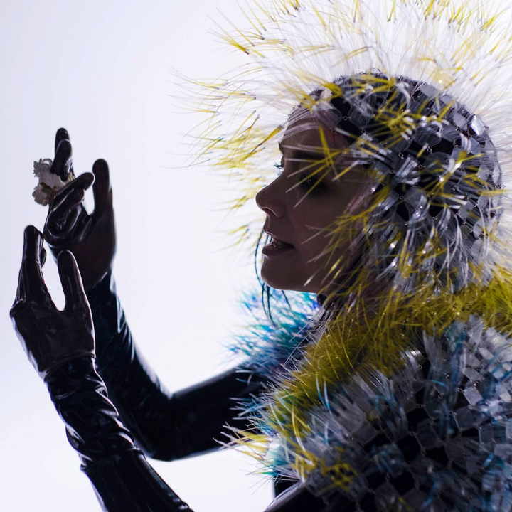 Björk @ TD Echo Beach - Toronto, Canada
