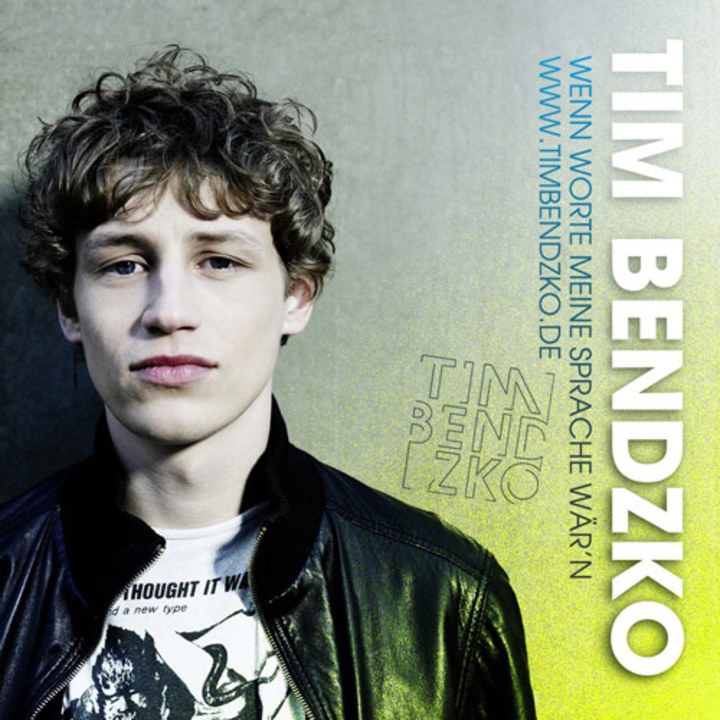 Tim Bendzko Tour Dates