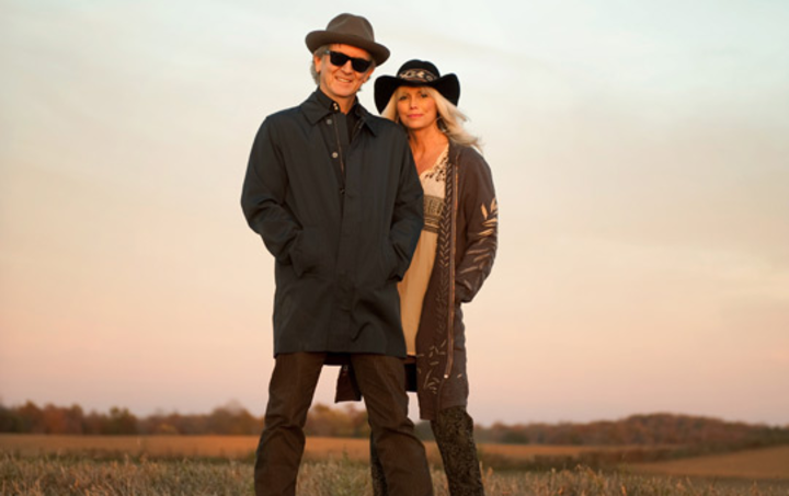 Emmylou Harris & Rodney Crowell @ Orpheum Theater - Vancouver, Canada