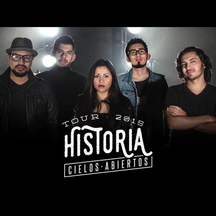 BANDA CIELOS ABIERTOS Tour Dates